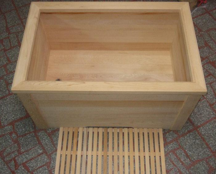 阿林师父 桧木桶 专业工厂全省服务- 提供 桧木浴桶